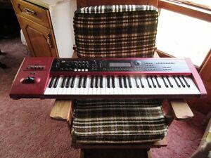 Korg Karma keyboard