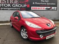2009 Peugeot 207 1.6HDI 90 SE Premium**Pan Roof** £30 year Tax* 60 MPG**