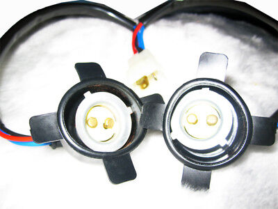 Use For Kubota Tractor L 4310 L 4400 L 4610 Dt Head Lamp Head Lights Sockets