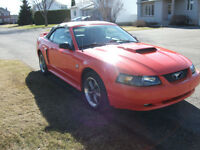 2004 Ford Mustang gt convertible Cabriolet