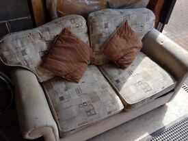 Sofa, fold out bed
