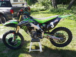 2012 Fuel injected Kx250F