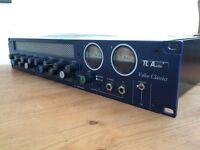 TL Audio C1 - Dual Valve Preamp Compressor - Analog studio gear