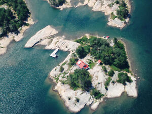 Georgian Bay Island for sale ...Parry Sound / Killbear park