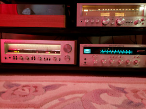 $$$WANTED VINTAGE STEREO RECEIVER'S $$$