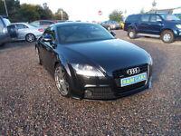 2013-63 Audi TT Coupe 2.0TDI quattro Black Edition