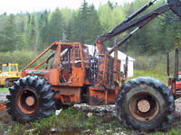 WANTED TO BUY  SKIDDER OR PORTER TIRES