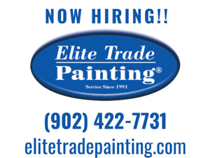 Painters Wanted in HRM!