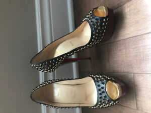 Christian Louboutin Heals for Sale - Authentic