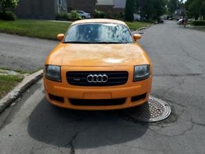 Audi tt v6 3.2l