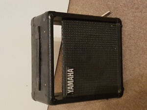 Yamaha Cabinet and 8 inch Speaker