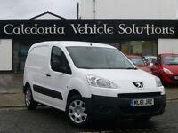 2011 61 Peugeot Partner 1.6HDi ( 75 ) L1 625 SE