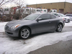 2010 INFINITI G37X- AWD- NAVIGATION-BACK UP CAM