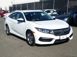 2017 Honda Civic LX Sedan lease takeover or swap for SUV