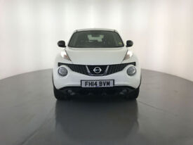 2014 NISSAN JUKE N-TEC 1 OWNER SERVICE HISTORY FINANCE PX WELCOME