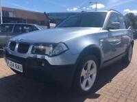 BMW X3 2.5i 2004 SE