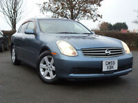Nissan skyline 250GT Saloon 225bhp v6 Registered and Mot ready to drive