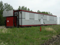 2005 14'X60' Self Contained Wellsite Trailer