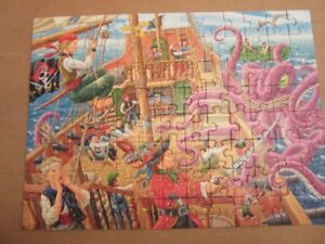 Ravensburger Childrens Puzzle-Pirate Boat Adventure