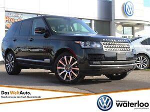 2015 Land Rover Range Rover V8 Supercharged - FINANCING AVLBL