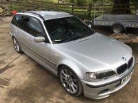 295BHP E46 2003 BMW 330D