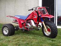 Any and all unwanted Honda ATC!!! 3 wheelers
