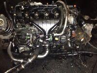 Ford 2.0 Tdci Engine C Max S Max Mondeo Focus. 85k