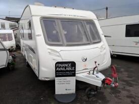 SWIFT CHALLENGER 510/4 FIXED SINGLE BEDS 2007 INC MOTOR MOVER