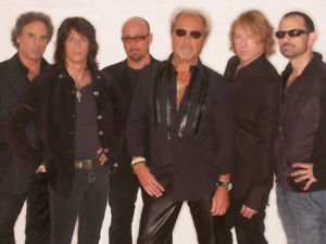 Trade front row Foreigner tickets plus money for def leppard