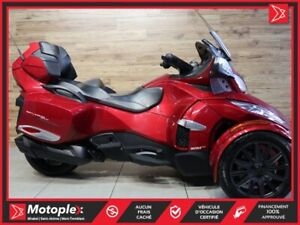 2016 Can-Am SPYDER RTS SE6 87$/SEMAINE