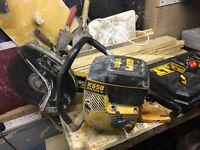 Power saw. Building tools hand tools