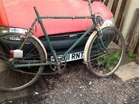 Old philips bike