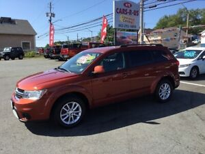 2014 Dodge Journey SXT 4dr SUV