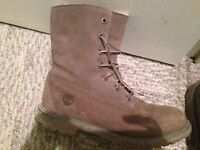 Brown timberland size 9 100 obo