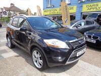 BAD CREDIT CAR FINANCE AVAILABLE 2012 12 FORD KUGA 2.0TDCi 163 4x4 TITANIUM AUTO