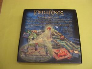 LORD OF THE RINGS BOARD GAME (NOT COMPLETE) London Ontario image 2