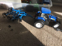 New Holland Tractor set