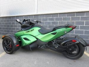 2012 Can-Am Spyder RS SM5 55,69$/SEMAINE