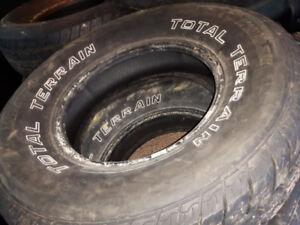Tires 235 75 15