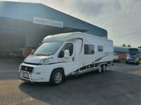 2013 HOBBY TOSKANA EXCLUSIVE 75 FIAT DUCATO 3.0 POWER 180 MULTI JET Coach Built