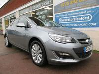 Vauxhall Astra 2.0CDTi 16v 165ps ) ecoFLEX ( s/s ) 2012 Elite Finance Available