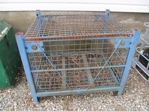 Steel cage - small