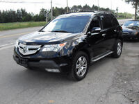 2009 Acura MDX SUV, Crossover | WE FINANCE | 7 PASSENGER