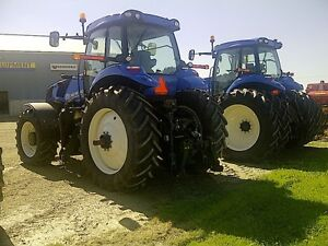 2013 New Holland T8.275 Tractor London Ontario image 3