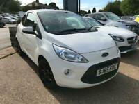 FORD KA1.2 ( 69ps ) ( s/s ) ZETEC. WHITE EDITION. 3 DOOR WHITE 2015