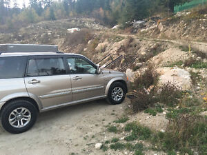 2004 Suzuki Grand Vitara XL7 4x4
