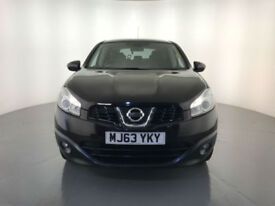 2013 63 NISSAN QASHQAI ACENTA +2 1 OWNER SERVICE HISTORY FINANCE PX WELCOME