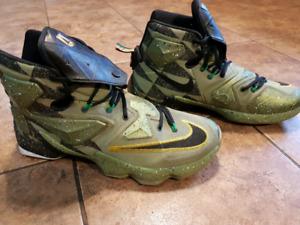 Nike Lebron James size 11