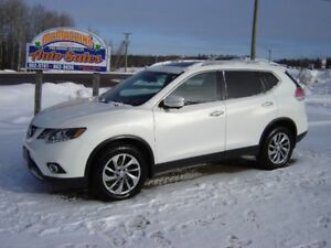 2014 NISSAN ROGUE***SL PREMIUM***ALL WHEEL DRIVE***LOADED***
