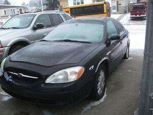 2003 Ford Taurus SEL Sedan